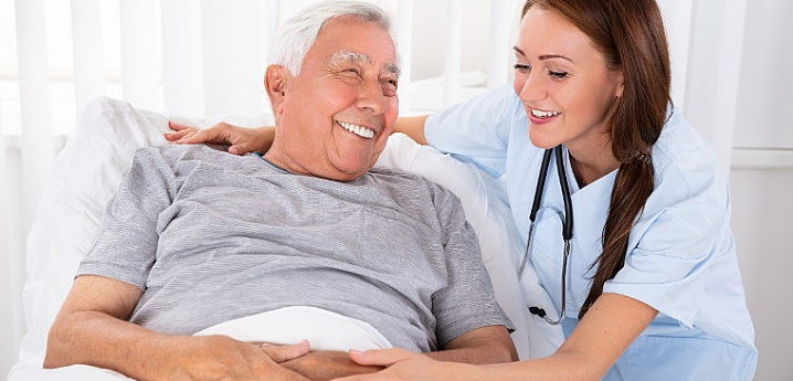 Financial Assistance for Senior Care