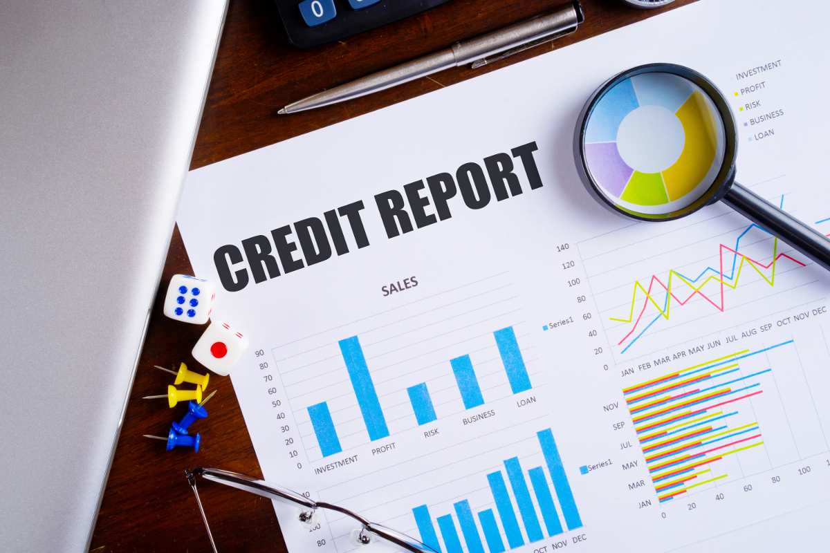 Monitor your credit score and credit report for late payments.