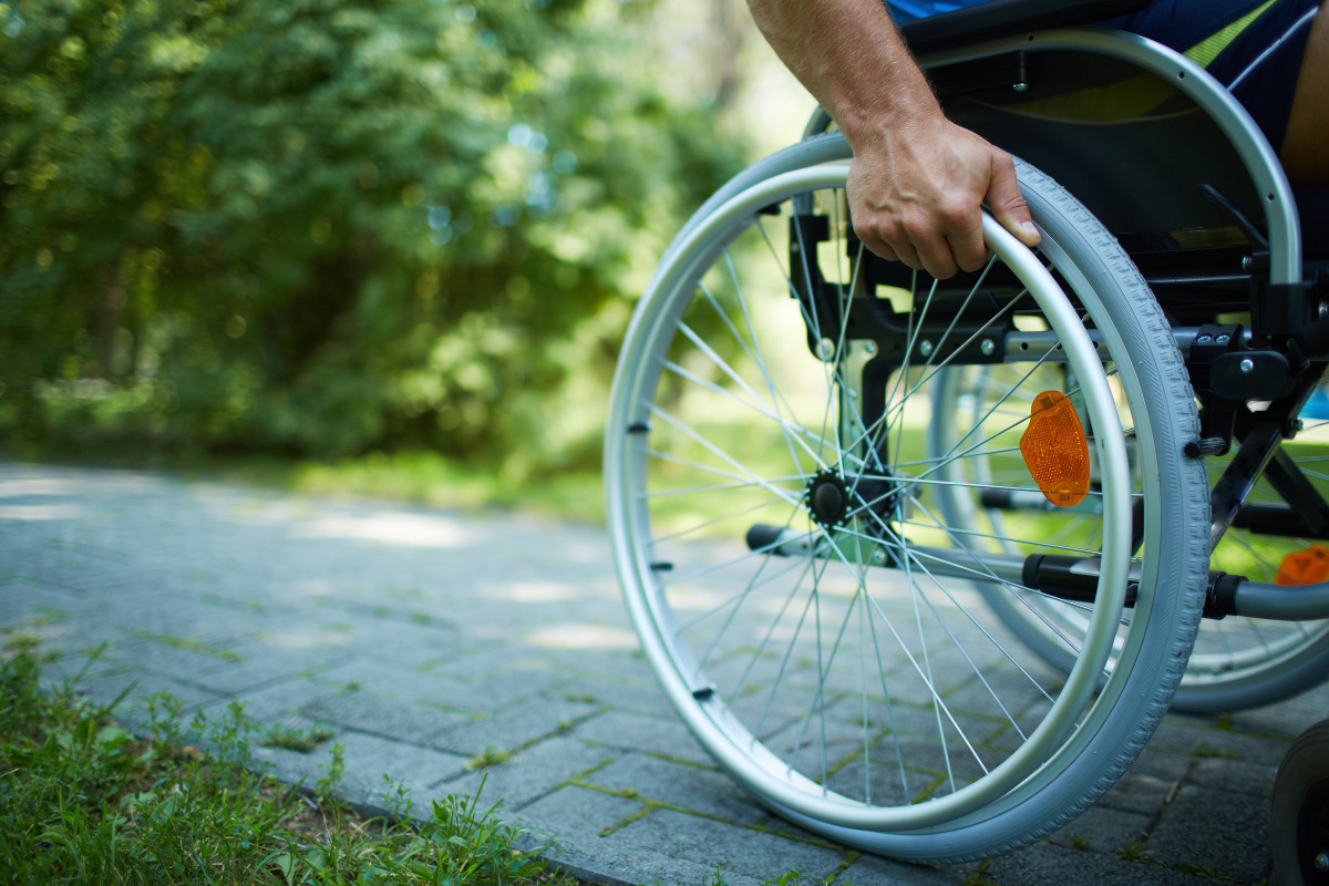 Loans for those with a disability.