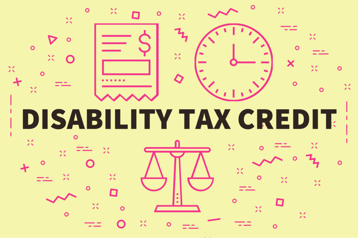 Tax credit for the disabled