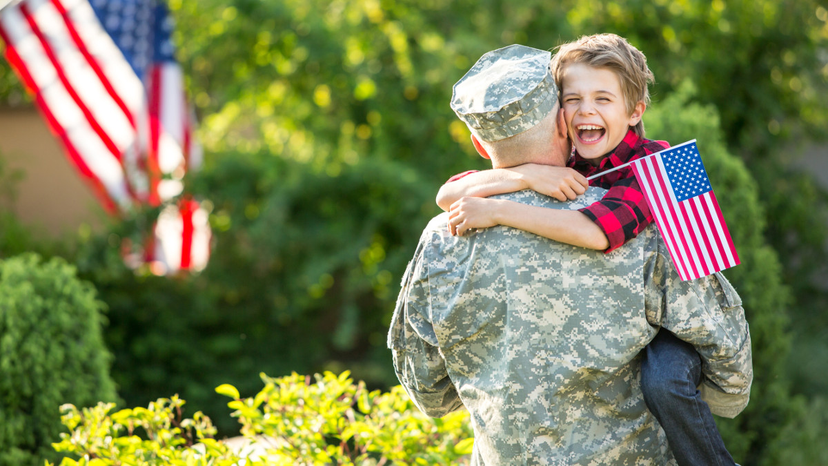 Use a career starter loan to fund your new military life.